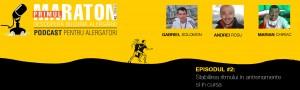 Podcast Primul Maraton episodul #2 – Stabilirea ritmului de alergare in antrenamente