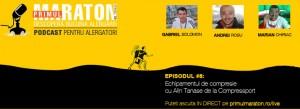 Podcast #8 – Echipamentul de compresie cu Alin Tanase